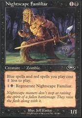 Nightscape Familiar - Foil