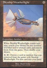 Skyship Weatherlight - Foil on Channel Fireball