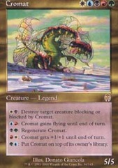 Cromat - Foil on Channel Fireball