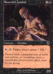 Mournful Zombie - Foil