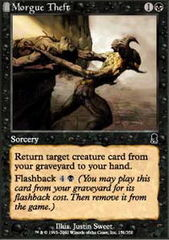 Morgue Theft - Foil