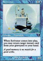 Scrivener - Foil