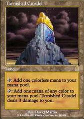 Tarnished Citadel - Foil on Channel Fireball