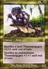 Thaumatog - Foil