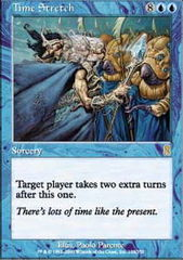 Time Stretch - Foil on Channel Fireball