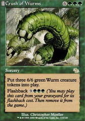 Crush of Wurms - Foil