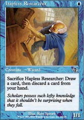 Hapless Researcher - Foil