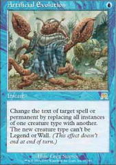 Artificial Evolution - Foil