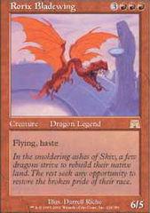 Rorix Bladewing - Foil