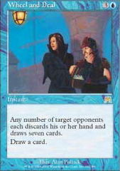 Wheel and Deal - Foil