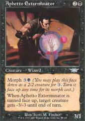Aphetto Exterminator - Foil on Channel Fireball
