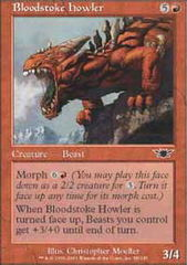 Bloodstoke Howler - Foil on Channel Fireball