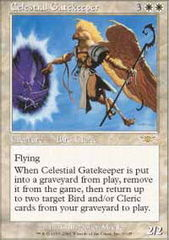 Celestial Gatekeeper - Foil on Ideal808