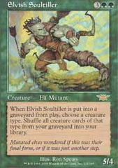 Elvish Soultiller - Foil on Channel Fireball