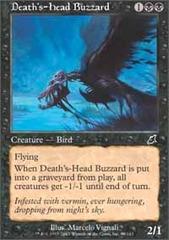 Death's-Head Buzzard - Foil