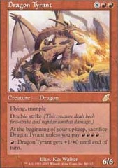 Dragon Tyrant - Foil on Channel Fireball
