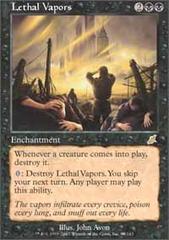 Lethal Vapors - Foil