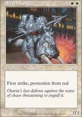 Silver Knight - Foil