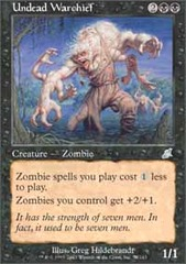 Undead Warchief - Foil on Channel Fireball