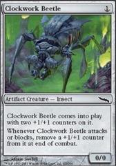 Clockwork Beetle - Foil