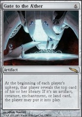 Gate to the AEther - Foil