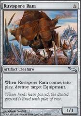 Rustspore Ram - Foil