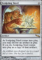 Sculpting Steel - Foil on Channel Fireball