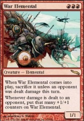 War Elemental - Foil on Ideal808