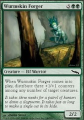 Wurmskin Forger - Foil on Ideal808
