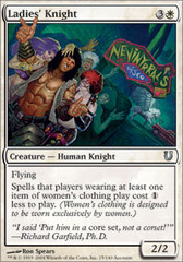 Ladies' Knight - Foil