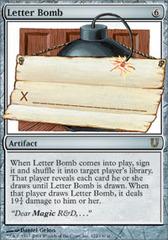 Letter Bomb - Foil