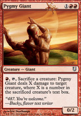 Pygmy Giant - Foil