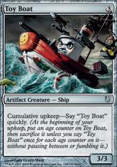 Toy Boat - Foil