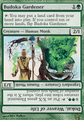 Budoka Gardener - Foil on Channel Fireball