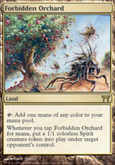 Forbidden Orchard - Foil on Channel Fireball