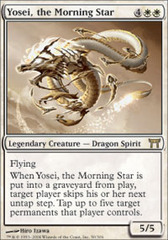 Yosei, the Morning Star - Foil on Channel Fireball