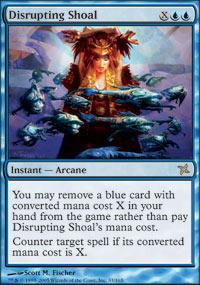 Disrupting Shoal - Foil