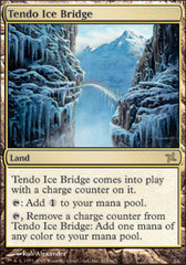 Tendo Ice Bridge - Foil on Channel Fireball