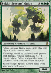 Sekki, Seasons' Guide - Foil on Ideal808