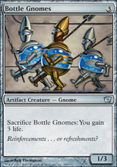Bottle Gnomes - Foil