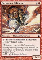 Barbarian Riftcutter - Foil