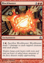 Blockbuster - Foil on Channel Fireball