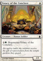 Votary of the Conclave - Foil