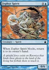Zephyr Spirit - Foil