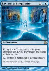 Leyline of Singularity - Foil