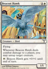 Beacon Hawk - Foil