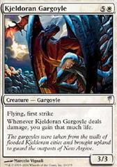 Kjeldoran Gargoyle - Foil on Channel Fireball