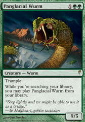 Panglacial Wurm - Foil on Channel Fireball