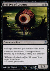 Evil Eye of Urborg - Foil