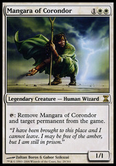 Mangara of Corondor - Foil